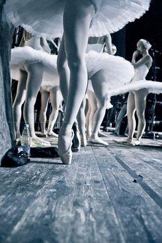 Legs and Tutus