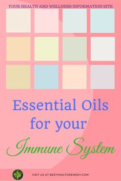 ESSENTIAL OILS FOR YOUR IMMUNE SYSTEM. Here are some essential oils that can help boost your immune system naturally. #coldandflu / #health / #immunesystem / #essentialoils / #aromatherapy / healyourself / #remedy / #naturalhealing / colds and flu / cold or flu / essential oils / immune system / natural remedies / boost your immune system / lemon / oregano / ginger / peppermint / lavender / cold and flu remedies / remedies for colds and flu / essential oils for your immune system