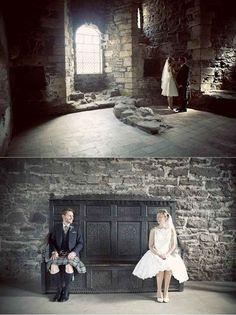 Doune Castle, Stirling.