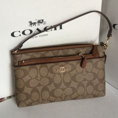 Coach Clutch & Wristlet Authentic Coach Clutch & Wristlet. Coach Bags Clutches & Wristlets