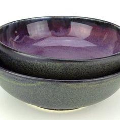 wheel thrown pottery ideas | Wheel Thrown Stoneware Cera …