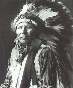 """""""Man's heart away from nature becomes hard."""" Chief Standing Bear"""
