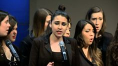 Morning: AcaBelles at TEDxFSU