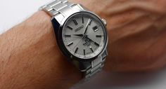 Watch Double - The Grand Seiko Hi-Beat 36000 GMT SBGJ001 and SBGJ003
