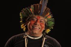 Daniel Munduruku is an indigenous Brazilian writer and educator.