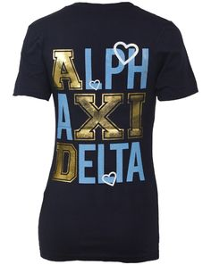 Alpha Xi Delta.  A-XI-D! I want this!