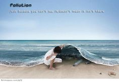 We Are Polluting The World