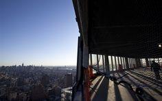 John Makely, One World Trade Center, New York City, US