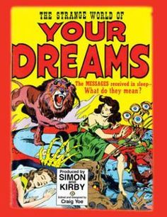 The Strange World of Your Dreams: Comics Meet Sigmund Freud and Salvador Dali