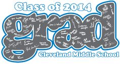 IZA DESIGN custom eighth grade graduation shirts.  Customize for your class.  8th Grade T-Shirt Design - Grad Signatures (desn-535g2).  Specializing in school tshirts and Eighth grade graduation and Gradventure tshirts for 30 years.  Go Class of 2017!