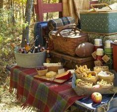 Thanksgiving Buffet Truck | Indeed Decor