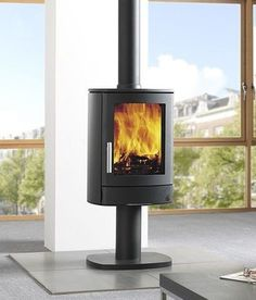 Acr Neo Stove With Pedestal Base From Contemporary Range The 1 On At Best Price Authorised Retailers