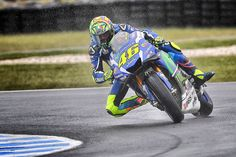 Australian MotoGP — Valentino Rossi Demoted To Position In Free Practise Session Motogp Valentino Rossi, Valentino Rossi 46, Grand Prix, Gp Moto, Vr46, 1957 Chevrolet, Racing Motorcycles, Mini Bike, Street Bikes