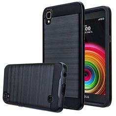 LG X Power / LG K210 / K6P Case With HD Scrren Protector, Aomax@ Hard Silicone Rubber Hybrid Armor Shockproof Protective Holster Cover Case For LG K210  http://topcellulardeals.com/product/lg-x-power-lg-k210-k6p-case-with-hd-scrren-protector-aomax-hard-silicone-rubber-hybrid-armor-shockproof-protective-holster-cover-case-for-lg-k210/  COMPATIBLE PHONE MODELS: LG X Power / K210 / K6P. Come with a HD screen protector for free PREMIUM PRODUCTION MATERIALS – Flexible inner