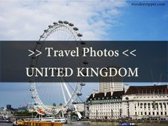Travel Photos: 3 Weeks and 6 Cities In United Kingdom | Wonder Tripper