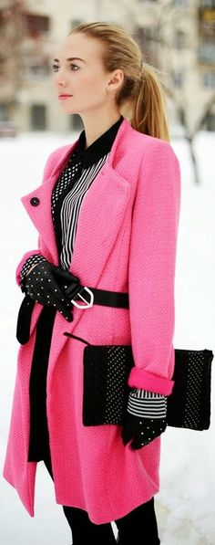 Crazy #Pink  #
