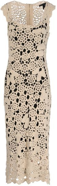 MARC BY MARC JACOBS3/4 Length Dress - Lyst