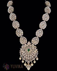 Kundan Jewellery Set, Fancy Jewellery, Gold Jewellery Design, Diamond Jewelry, Gold Jewelry, Jewelery, Wedding Jewelry, Necklace Designs, Indian Jewelry