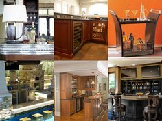 High Quality Home Bar. Style Estate