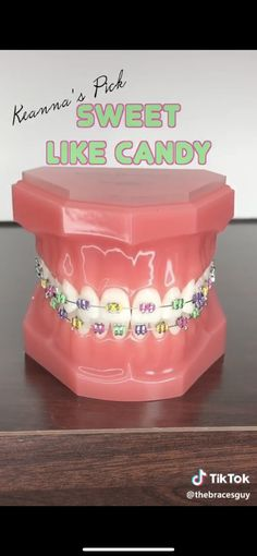Dental Braces, Teeth Braces, Cute Braces Colors, Braces Tips, Getting Braces, Amazing Halloween Makeup, Brace Face, Overlays Instagram, Stylish Nails