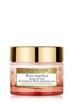 visuel du produit Rosa angelica -Baume de rosée Ré-hydratant 48h & régénérant nuit de Rosa angelica