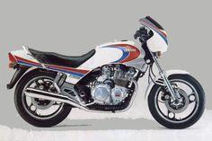 Moto d'epoca Yamaha XJ 900 del 1985