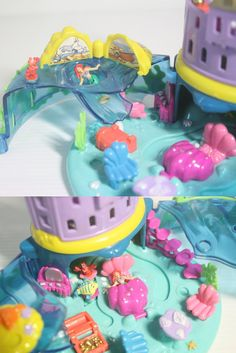 Polly Pocket Disney's The Little Mermaid Under by FHKsamadsStashes