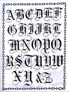 Teen Angels tattoo typography