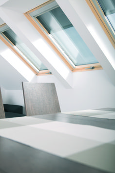goditi il tuo sottotetto durante tutta la giornata #windows #light #home #attic #interiordesign www.fakro.it