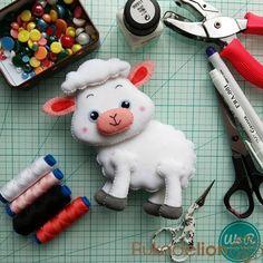 Пасхальная овечка - Рукоделион