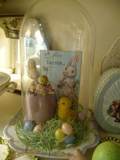 Easy Easter decorating