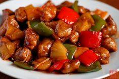 Рецепт помещал раньше,но он куда-то пропал...так чтопрошу понять меня правильно... Люблю азиатскую кухню. Особенно индийскую и китайскую. Вот вкусный, простой, проверенный временем рецепт известного к...
