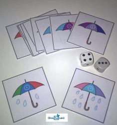 Képességfejlesztés :: OkosKaLand Playing Cards, Games, Teaching, Education, Autumn, Fall, Winter Time, Kids, Fall Season