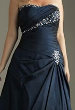 this might match the dress blues for the military ball