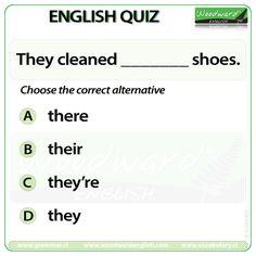 Woodward English Quiz 181 I bought a loaf of ____. English Word Book, English Quiz, English Class, English Lessons, Learn English, Teaching Skills, Teaching Grammar, Grammar And Vocabulary, English Vocabulary
