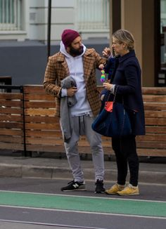 Austral Sartor - Urban Catwalk: Out and about... Chapel Street, Windsor, Melbourne... street fashion, street style