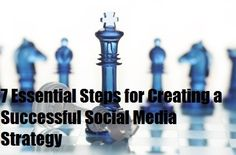 7 Essential Steps for Creating a Successful Social Media  Strategy