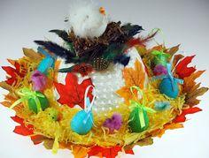Easter Bonnet —  (1500x1141) Easter, Easter Activities