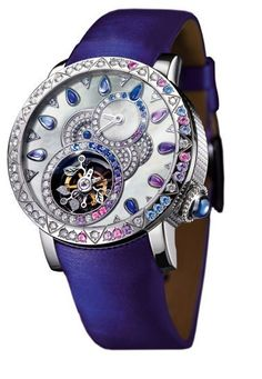 Boucheron Tourbillon Sheherazade - Boucheron ladies watch