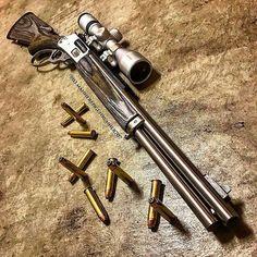 DOOD this is the rifle Owen used in Jurassic World! I LUV this gun! Weapons Guns, Guns And Ammo, Lever Action Rifles, Firearms, Shotguns, Revolvers, Hunting Guns, Custom Guns, Fire Powers