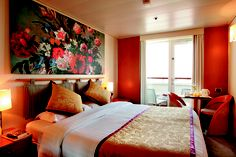 Ocean View Balcony Costa Victoria, Balcony, Bedrooms, Ocean, Furniture, Home Decor, Decoration Home, Room Decor, Bedroom
