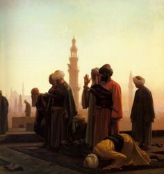 Egypt , Old Cairo Paintings: Jean Leon Gerome French, 1824–1904 , Prayer in Cairo 1865 oldcairo1.blogspot.com1508 × 1600Buscar por imagen Jean Leon Gerome French, 1824–1904 , Prayer in Cairo 1865 David Roberts (1796-1864) PINTOR - Buscar con Google