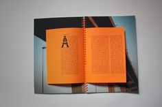 Wire binding it's not all bad e-d-i-t-o-r-i-a-l ringbindung Diy Design, Logo Design, Book Binding Methods, Book Binding Design, Book Design Inspiration, Design Brochure, Publication Design, Book Design Layout, Magazine Design