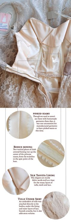 Behind the Seams: Construction Details from DearGolden  |  Coletterie