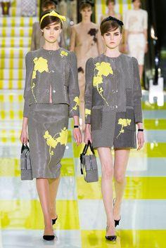 #fashion-ivabellini Louis Vuitton Spring 2013