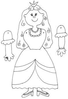 Princezná mobilný obrázok