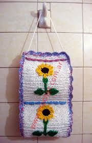 Resultado de imagen para tejidos al crochet para el hogar