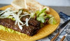 Groupon - Mediterranean Lunch or Dinner at Mediterranean Turkish Grill (Up to 40% Off) in Uptown Loop. Groupon deal price: $11.99