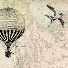 Vintage Hot Air Balloon | Mural ideas bedroom royalty-free-stock-photos-hot-air-balloon-red ...
