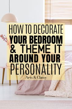 Tips on how to decorate your bedroom to reflect your personality on a budget! bedroom makeover on a budget Romantic Master Bedroom, Farmhouse Master Bedroom, Small Room Bedroom, Gray Bedroom, Small Rooms, Budget Bedroom, Bedroom Themes, Small Bedroom Ideas For Women, Cheap Bedroom Makeover
